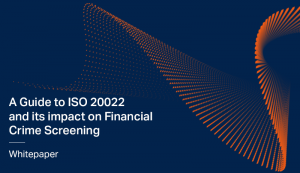 A Guide to ISO 20022 and its Impact Whitepaper