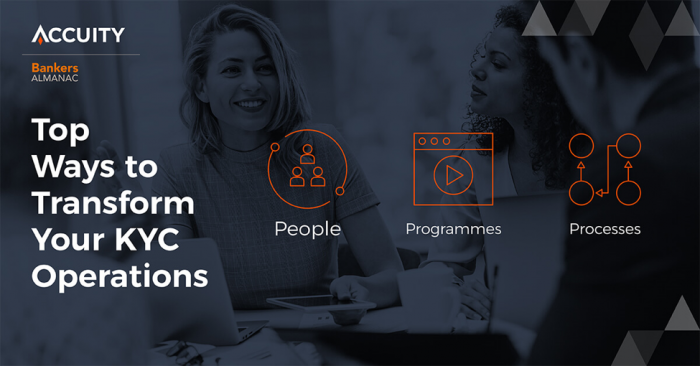 Top Ways to Transform Your KYC Operations